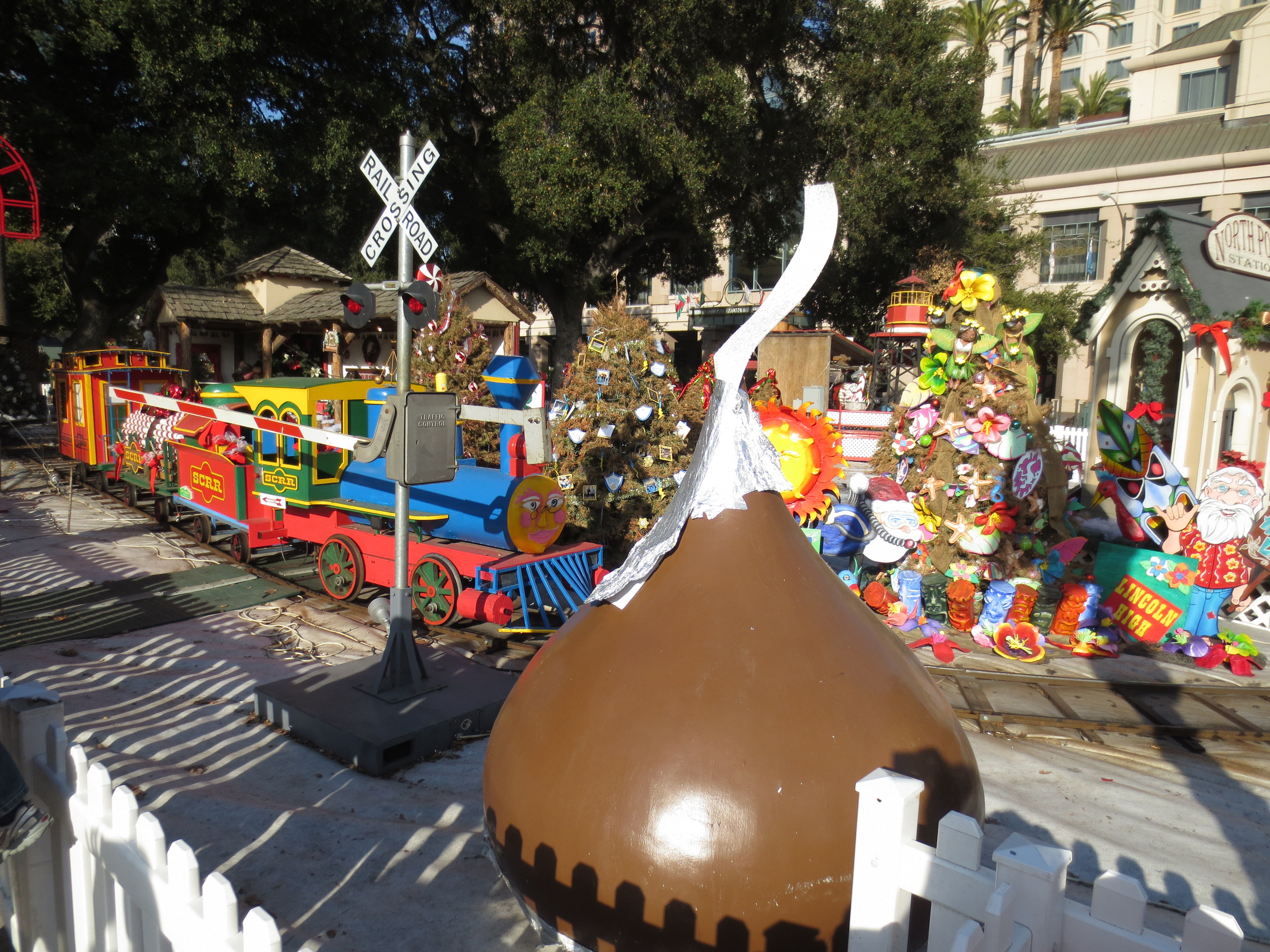 Christmas In The Park San Jose.Christmas In The Park A San Jose Tradition The Ranch On