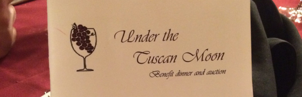 Under the Tuscan Moon 2014